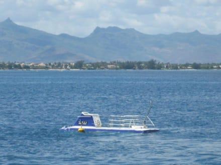 UBoot - U-Boot Tour Blue Safari Grand Baie