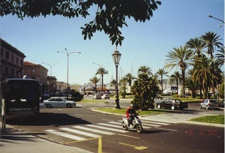 Palma de Mallorca/ Stadtgebiet/ Hafen - Altstadt Palma de Mallorca