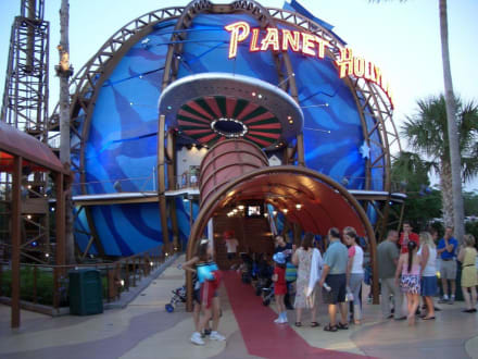 Orlando Dowtown Disney - Universal Studios Florida