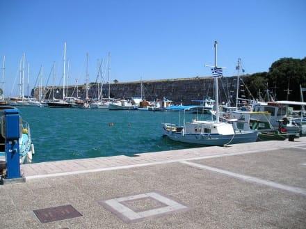 Kos-Hafen - Hafen Kos Stadt