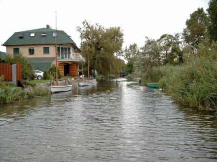 Kleiner Kanal - Balatonfenyves