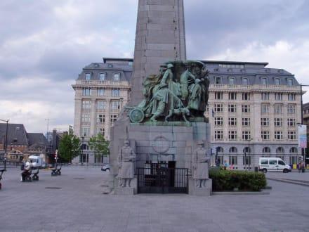 Denkmal - Zentrum Brüssel