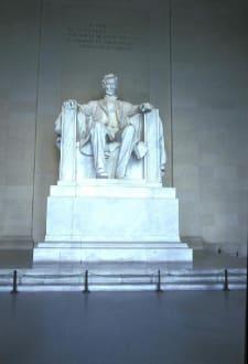 Lincoln - Lincoln Memorial