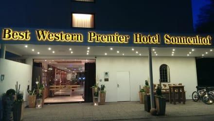 hotel bild best western premier hotel sonnenhof in lam bayern deutschland. Black Bedroom Furniture Sets. Home Design Ideas