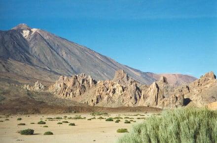 Der höchste Berg Spaniens - Teide Nationalpark
