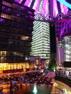 Sonycenter Lighteffects II - Sony Center