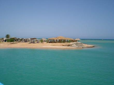 Strand - Mangrovy Beach