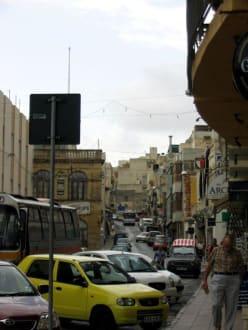 Strasse von Melieha  2 - Popeye Village