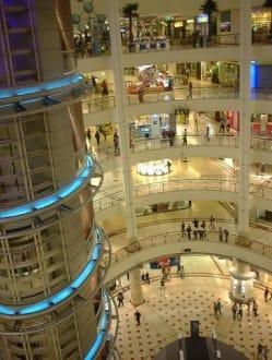 Von innen - Petronas Twin Towers