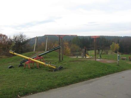 Spielplatz - Hotel Panoramic Hohegeiss