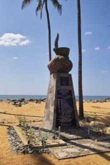 Tsunami Denkmal - Tsunami Denkmal & Buddha