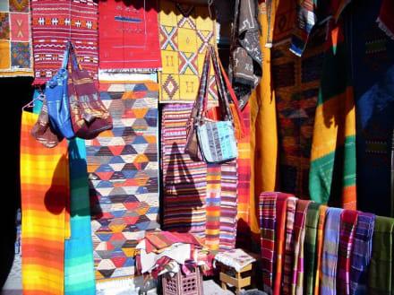 Farbenpracht - Altstadt Essaouira