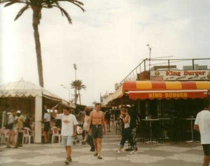 Strandpromenade - Shoppingcenter Anexo II