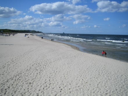 Bild - Strand Ahlbeck