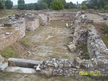 Burg/Palast/Schloss/Ruine - Ausgrabung Dion