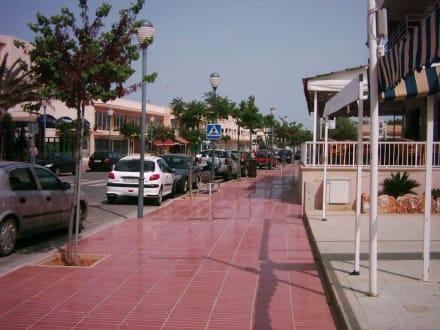 Centrum - Zentrum Colonia Sant Jordi