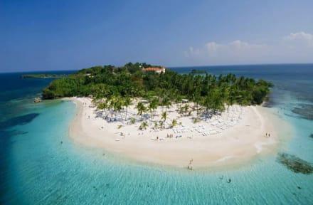 Cayo Levantado - Barcadi-Insel - Bacardi Insel - Isla Cayo Levantado