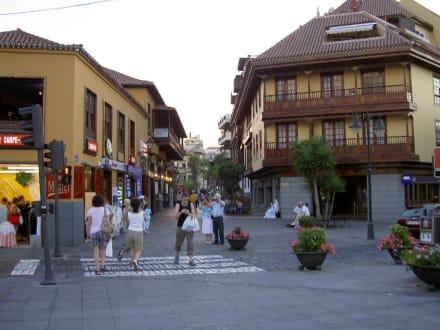 Puerto de la Cruz Altstadt - Altstadt Puerto de la Cruz