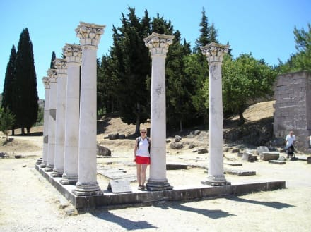 Temple of Asclepius - Asklipieon / Asklepieion