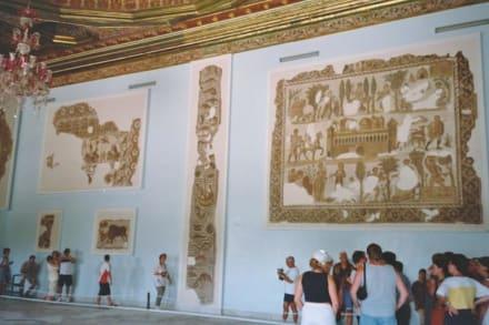 Tunis - Bardo Museum - Nationalmuseum von Bardo