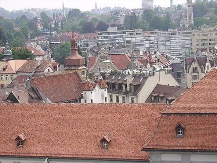 Stadt/Ort - Zentrum St. Gallen