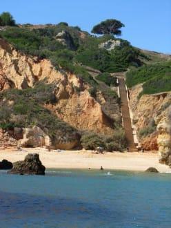 Praia do Camillo - Praia do Camilo