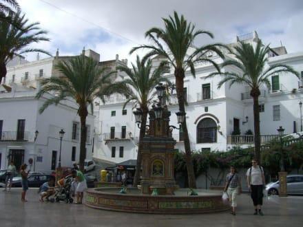 Plaza espana - Plaza de España