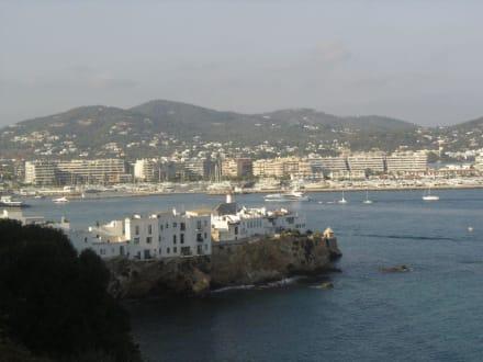 Ausblick - Altstadt Dalt Vila Ibiza