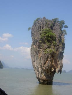 James Bond Felsen - Khao Phing Kan - James Bond Felsen