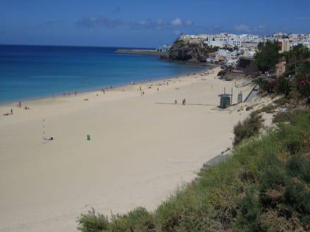 Strand von Morro - Strand Morro Jable