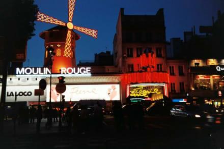 Die Rote Mühle - Moulin Rouge