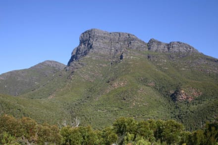 Stirling Ranges, Bluff Knoll - Stirling Ranges