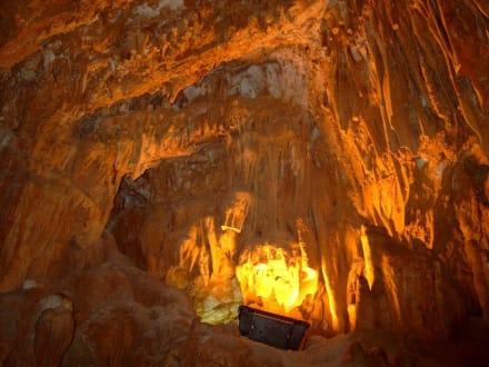 Tropfsteinhöhle in Alanya - Damlatas/Kleopatrahöhle