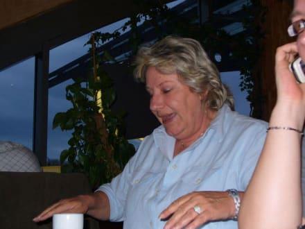 Barbara fühlt sich definitiv wohl! - HolidayCheck User-Treffen Nord