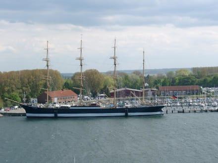 PASSAT in Travemünde - Museumsschiff Passat