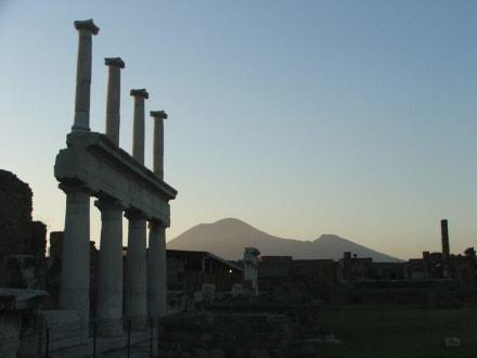Sonstige Gebäude - Das antike Pompeji