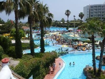 Freizeitpark - Delfinarium Aqualand Antalya