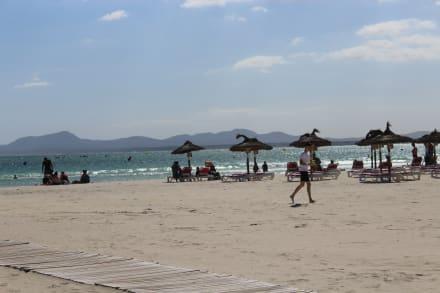 Strand Alcudia - Strand Alcudia