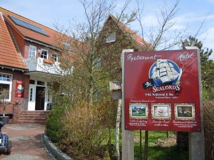Bewertung Hotel Sealords Baltrum