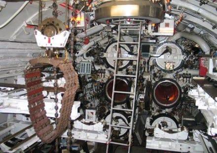 U-Boot-Besichtigung - U-Boot-Museum