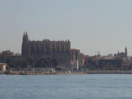Am Hafen von Palma - Kathedrale La Seu