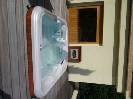 Suite dachterrasse mit whirlpool bild dolce vita hotel preidlhof in naturns naturno s dtirol - Whirlpool dachterrasse ...