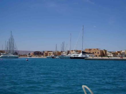 Hurghada - Hafen Abu Tig Marina