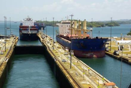 Panamakanal - Panamakanal