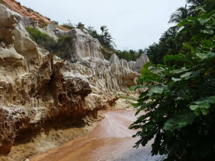 Mui Ne - Fairy Stream - Roter Canyon/Fairy Stream