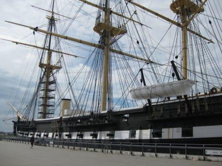Fregatte Jyland - Fregatten Jylland