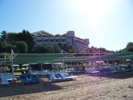 Plage - Hotel Melas Resort