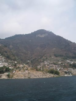 Waters (river/lake/waterfall)  - Lake Atitlan