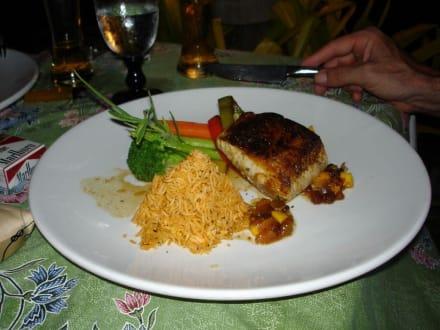 Abendessen - Poppies Restaurant