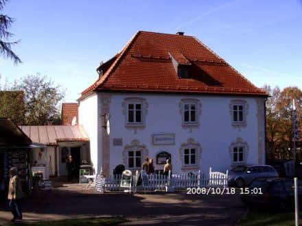 Eingang - Gasthaus Schweiger